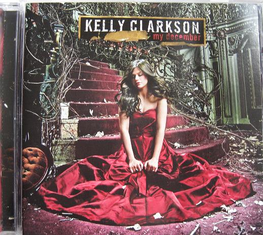 KELLY CLARKSON. My december