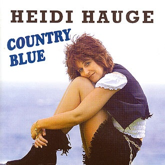 HEIDI HAUGE. Country Blue